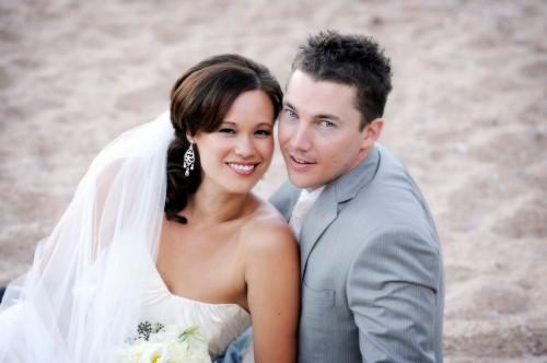 Marcia and Aaron